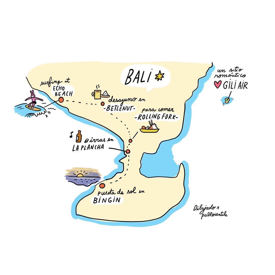 Mattia's Personal Map
