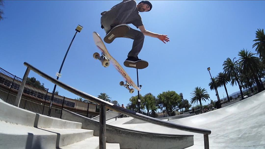 ICYMI: @billy_marks taught us to kickflip boardslide in Ep. 3 of #XGamesTrickTips!  Click the link on our profile page to check it out.