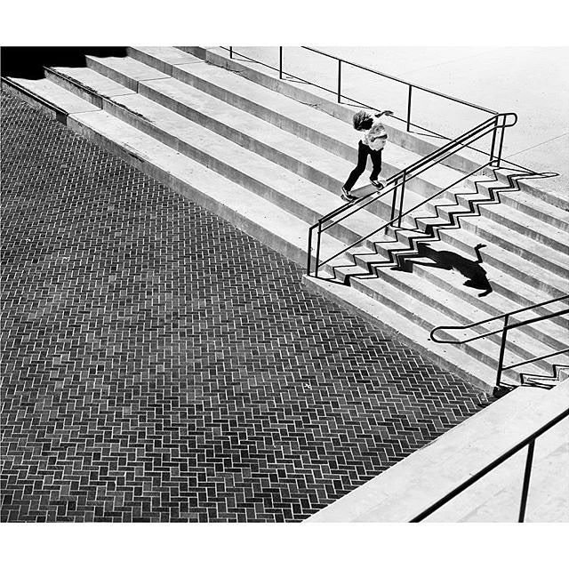 @nassim >>> 180 switch 5050 (the hard way) >>> Published in the latest @theskateboardmag >>>