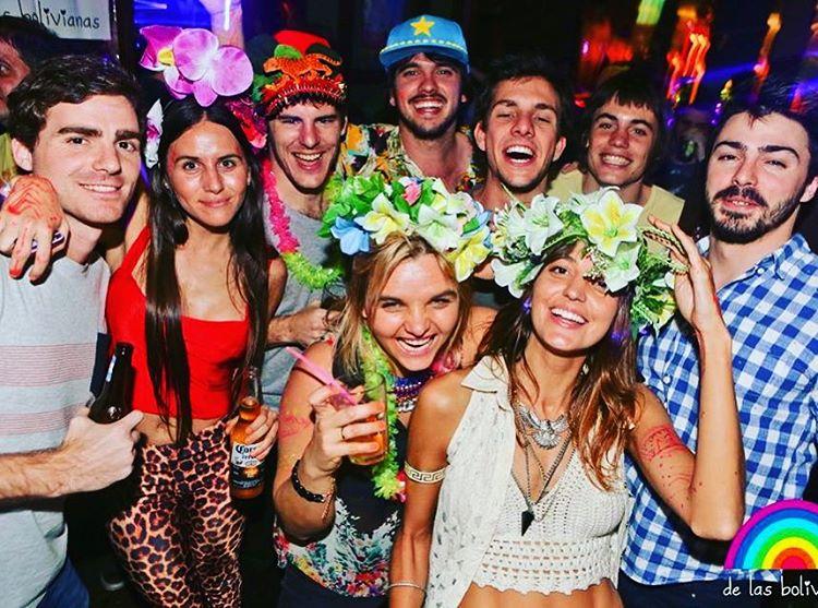 Gente que es muy genia y vino a rockearla con nosotros en el #felizcumplebolis