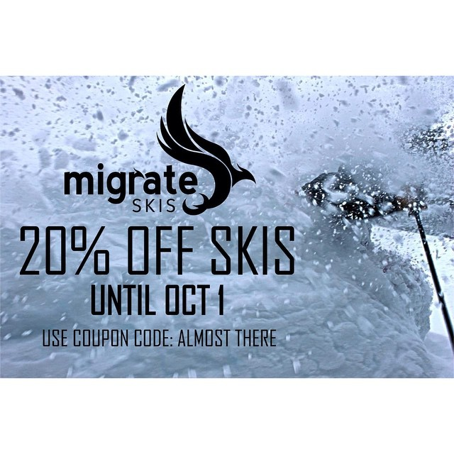 CARBON FIBER SKI LAYUPS handmade out of Denver Colorado. With an industry leading 3 year warrantee and some of the lightest skis in the industry, place your orders by Oct 1 using the coupon code and receive 20% off your pre-season order!...