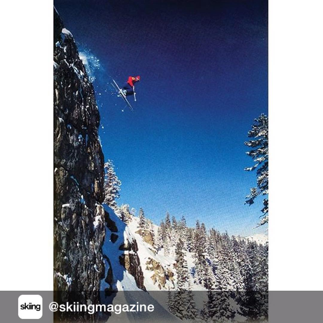 Head over to @skiingmagazine Instagram for a chance to win a new Flylow jacket with a winning caption to the above photo. #skiing #winteriscoming #fallisintheair  #embracethestorm | #flylowgear