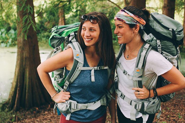 Follow these @backpackingbabes! Robyn, a professional chef, and Emily, a touring musician/songwriter, are embarking on a worldwide trip in January whilst rocking MHM packs! They are two determined, eager to learn and resourceful, strong women proving...