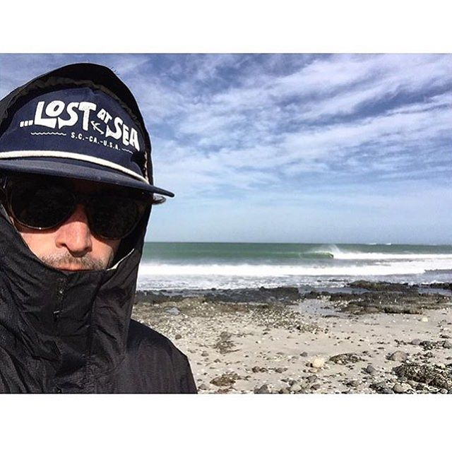 User generated content provided by @r_del. #LostAtSeaSince93 #lostclothing
