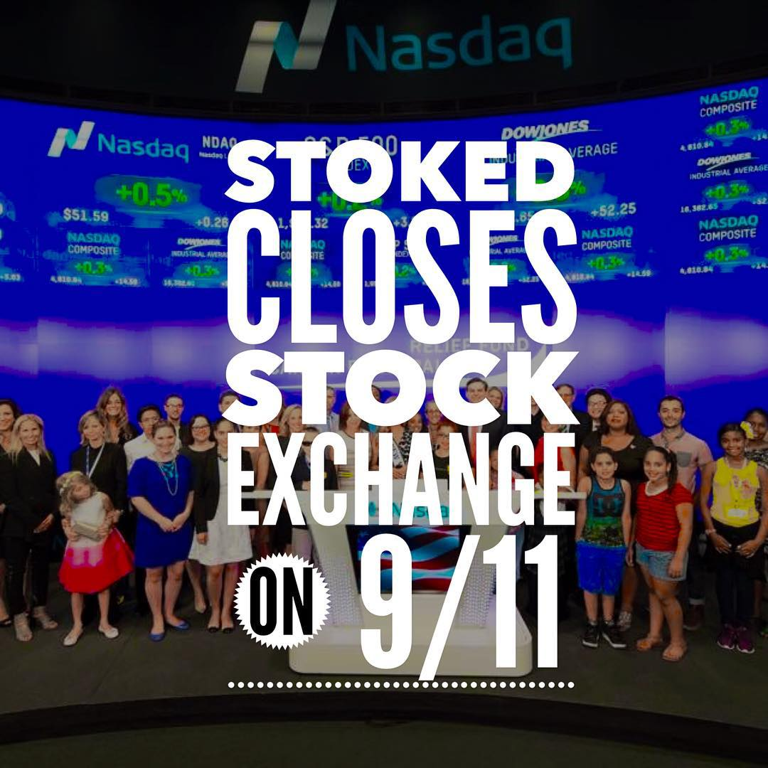 We were honored to be part of a group of non-profit organizations invited to close the stock market on the anniversary of 9/11. Click the link in our bio to read about this amazing experience. Many thanks to Catalog for Giving for giving us this...