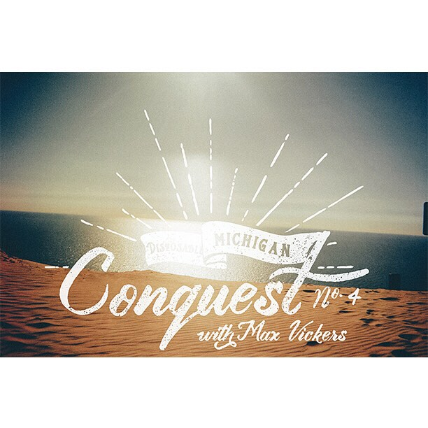 Conquest No. 4 - Disposable Michigan is up on concretenative.com! Check out @maxvickers skate adventures through Michigan via disposable camera #concretenative #conquest #adventure #michigan #lakemichigan #skatelife #sk8life #longboardlife #analog #photo