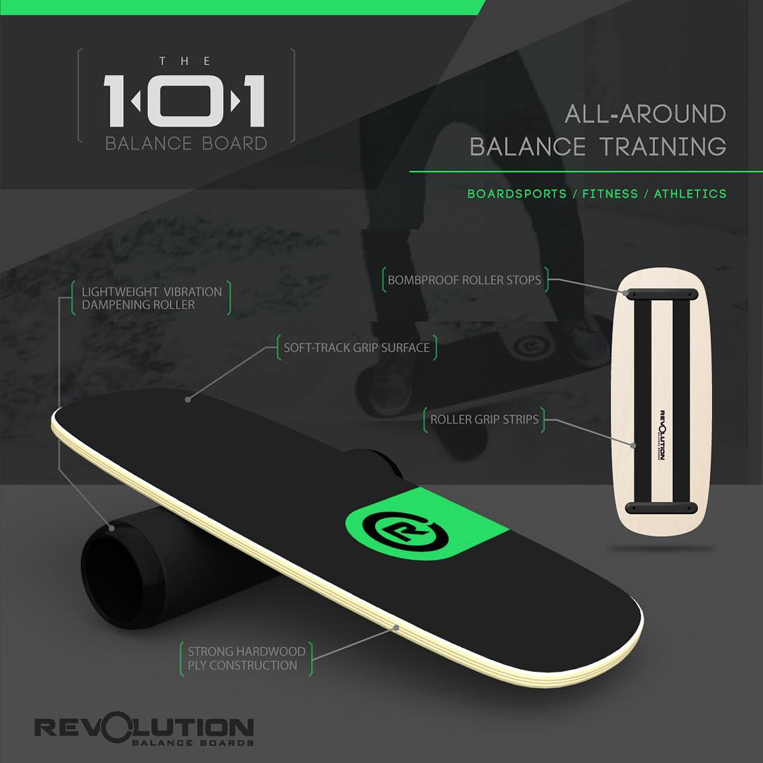 The #101board is the board for everyone of all ages!  #revbalance #findyourbalance #balanceboards #madeinusa #boardsports #train #progression #ride #balance #balanceskills #surfing #wakeboarding #wakesurfing #wakeskating #skateboarding #longboarding...