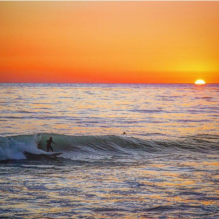 #Sunset sessions in #SouthernCalifornia have been on point lately! #BoardShortsOnly