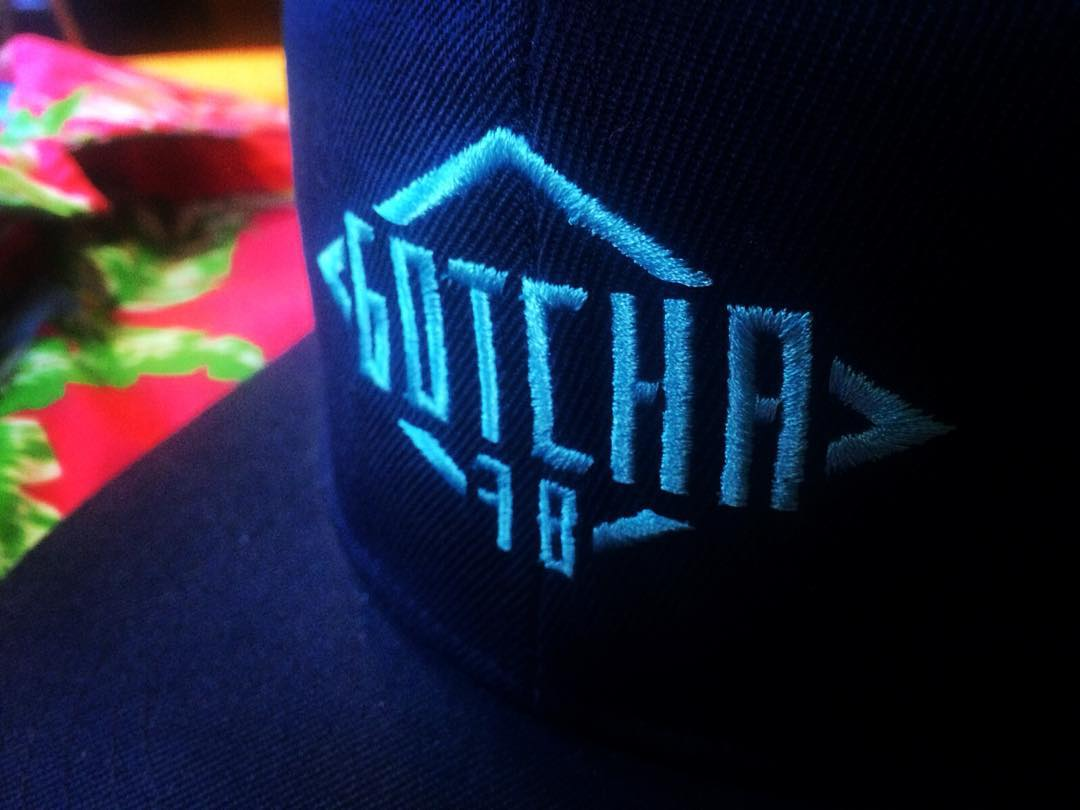 Gotcha Diamond Cap #capslovers #cap #look