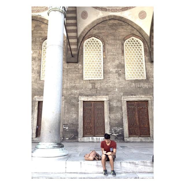 Nuestro clásico: Mochila Navajas Suela, gran compañera de aventuras / Estambul, Turquía / www.mambomambo.com.ar