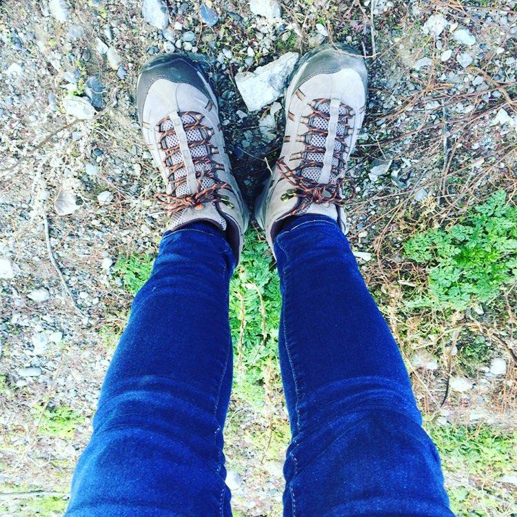 Niña exploradora esta de pie!!! #alegria #trippingmood by JO