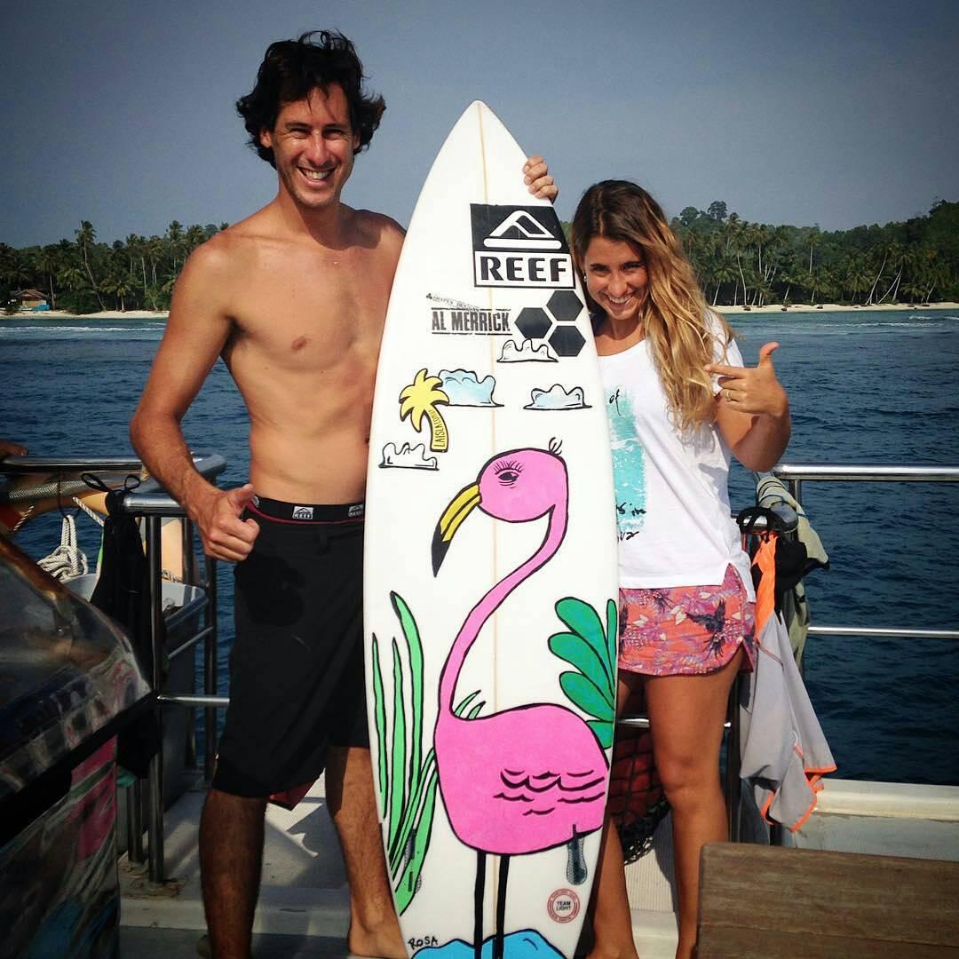 #coronasurftrip - surf y arte