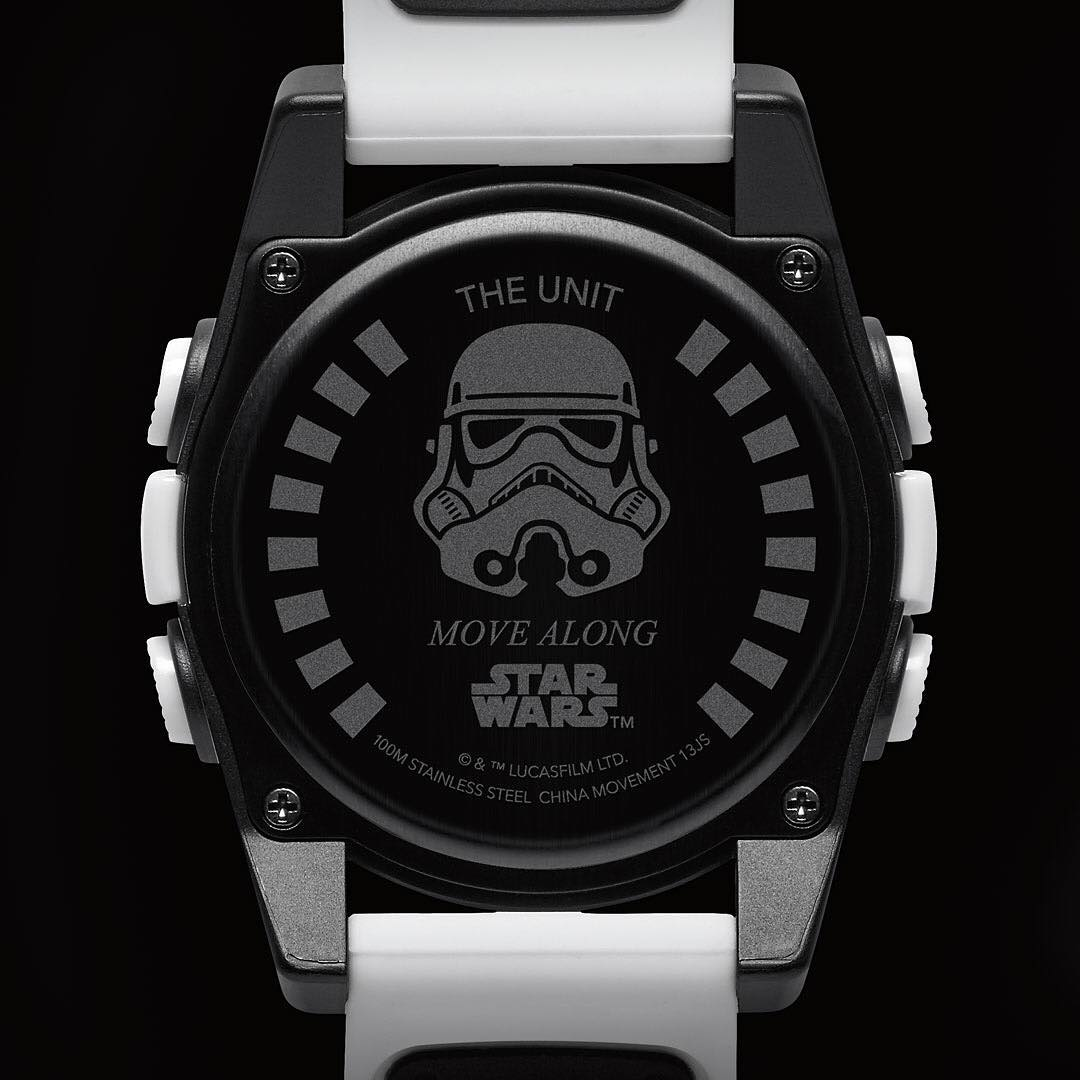 The final countdown: The first delivery of the @Starwars | #Nixon Collection goes on sale tomorrow, 9.18.15. #NixonNow #TheForceAwakens #DarthVader #StarWars #ForceAwakens #StarWarsTheForceAwakens