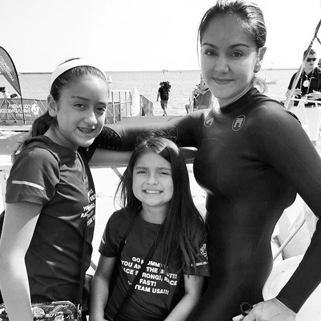 @rocioruizw and fam at the Sprint Triathlon World Championships this morning in Chicago #inthematusedojo #lovematuse #ckth
