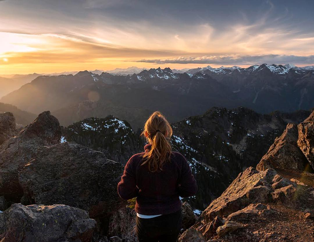 Looking out over limitless possibilities (with polarized shades, of course). Stunning photo from @lonebuffalophoto
