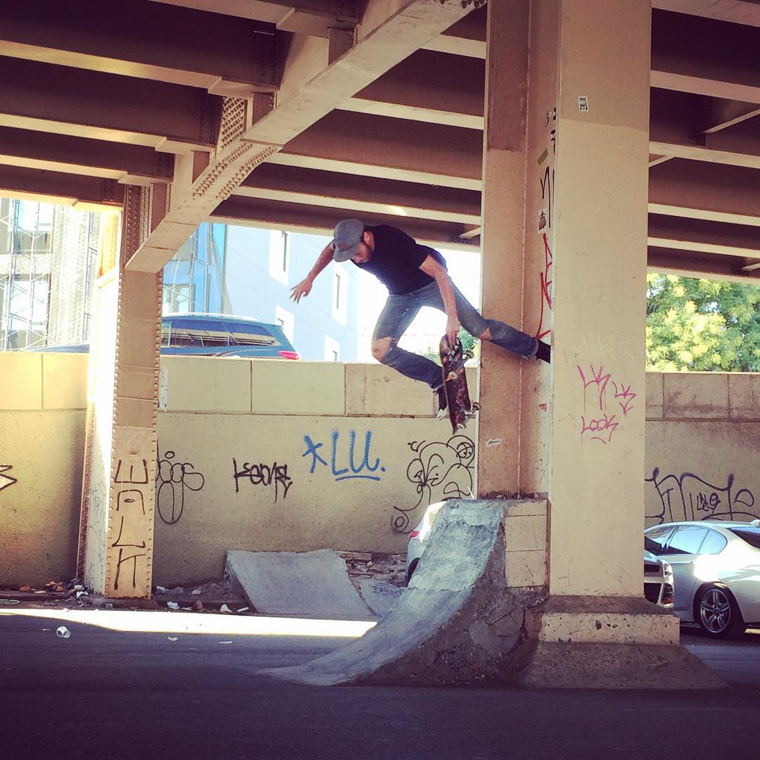 #caliberstandards #nyc #skateboarding @hussjared