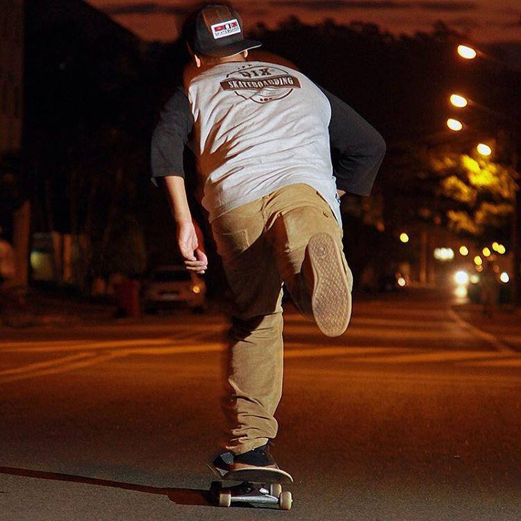 Promova uma mudança radical em seu estilo de vida e começar a fazer corajosamente coisas em que talvez nunca tenha pensado, ou que fosse hesitante demais para tentar. #skateboardminhavida #qixskate @caiquesilvaskt