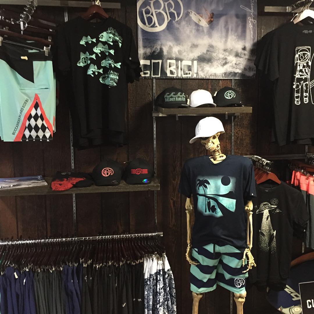 Check out our completed wall @greenroom_oc Surf, Skat, and Snow shop in Fountain Valley. Thanks Pete, Mac, and the Crew for working so hard to make it look so good.  Stoked!  Grand Opening Day festivities October 3rd. Hope to see you there!  #bbr...
