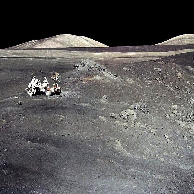 Early forms of #geoprene were on every Apollo Space Mission. And in December of 1972, on Apollo 17, astronauts Eugene Cernan and Harrison Schmitt spent 75 hours on the Moon in the Taurus-Littrow Valley. Colleague, Ronald Evans, orbited overhead and...