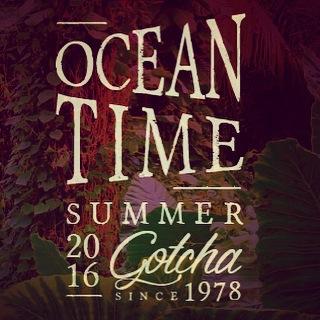ESTA ES NUESTRA NUEVA COLECCION SPRING/SUMMER 2016  Ocean Time #gotcha #newcollection www.gotcha.com.ar/products-2/