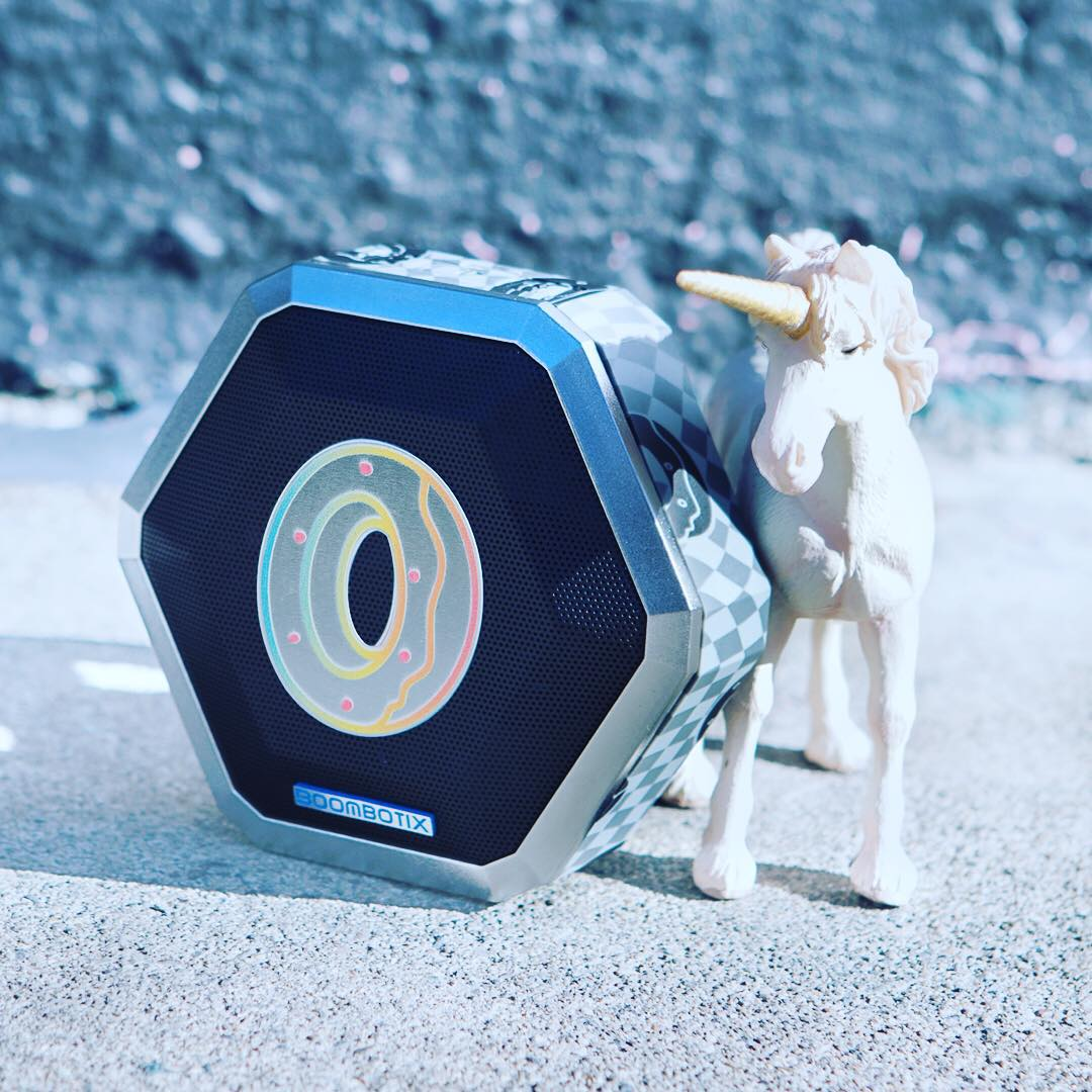 Free Unicorn included with every Odd Future#BoombotPro speaker. Enter to win at Boombotix.com/ftw #ofwgkta #veryrare #oddfuture #golfwang #thisisajoke