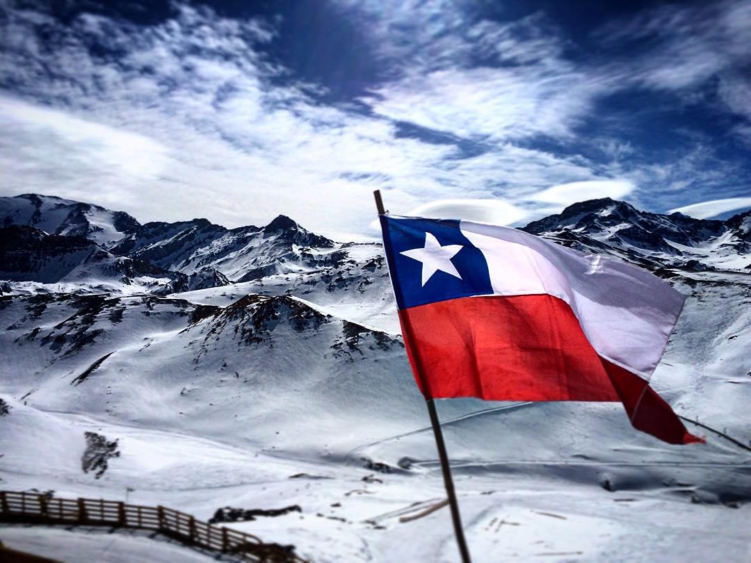 Feliz día de independencia, Chile! #18deseptiembre
