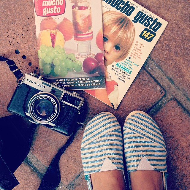 Old is not old, it's Classic #paez #vintage #camera #magazines #old #oldschool #shoes #paezshoes #style #back #time