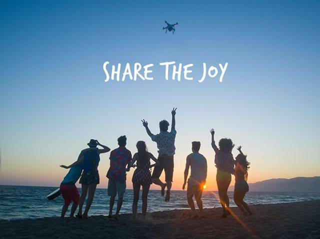 ***Entry link in profile*** You've flown, you're an expert (or getting there). How about your friends?  Wouldn't it be great if they got the chance to fly their own drone?  Share the joy. Simply do the following 1) Follow DJI on Instagram...