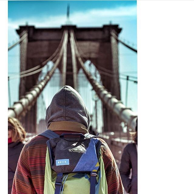#Brooklyn Bridge by @nati_doc // #mafiabags #madeforlife #ny