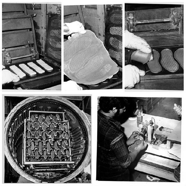 Asi se fabrivaban las primeras Vans.  La historia se cuenta con imágenes en la celebración del legendario #Sidestripe. Mirala completa en nuestro tumblr. Vansargentina.Tumblr.com