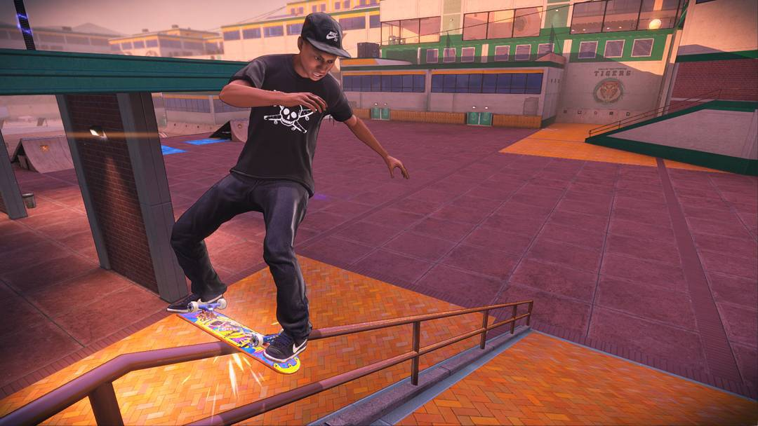 The release of '@TonyHawk's Pro Skater 5' is only 10 days away!