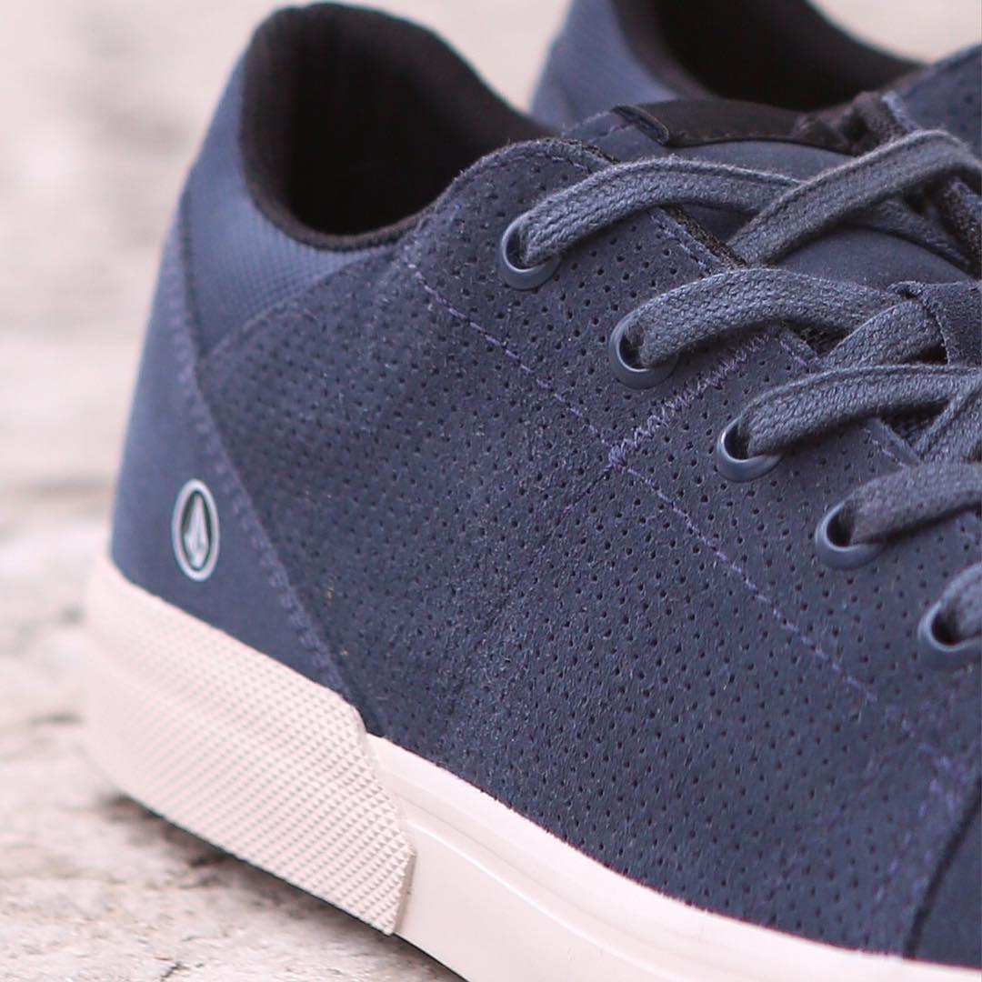 Vulture Blue #Volcomfootwear #truetothis