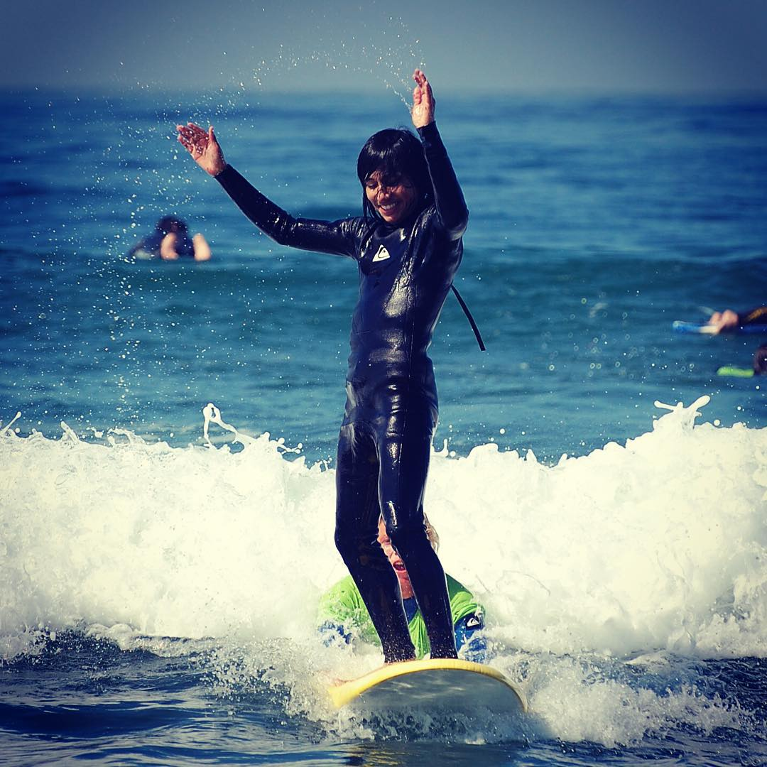 Our kids become more self confident, reliant and successful through action sports and have a blast doing it!