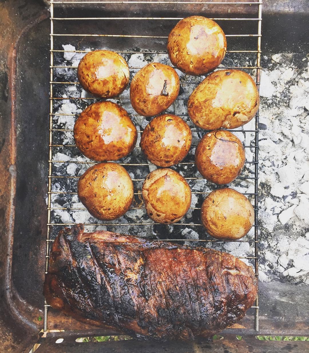 Esperando la alegría! #asado #argentina #domingo