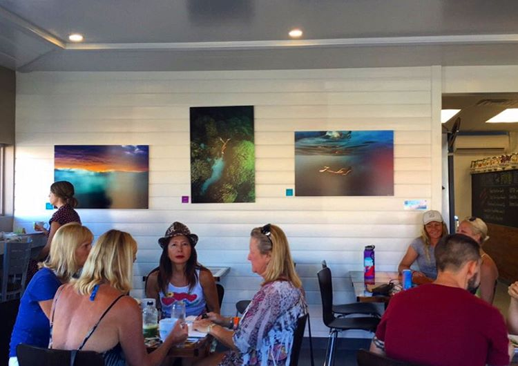 new photos up at GoodOnYa Cafe & Deli that just opened recently in Encinitas! It's one of the few places that offers mostly all organic + non-gmo food and it's all sooooo yummy! @goodonyaorganic #goodonyaorganic