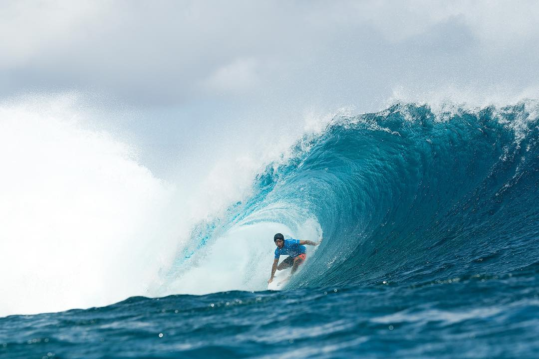 Our World of ❌ Games #BillabongProTahiti Show is coming up at 4 pm ET/2 pm PT on ABC!