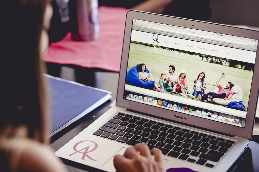 Ahora podes tener todos los productos QA sin moverte de tu casa! Entrá a QA.com.ar y hacé tu compra online!  www.QA.com.ar #tiendaonline