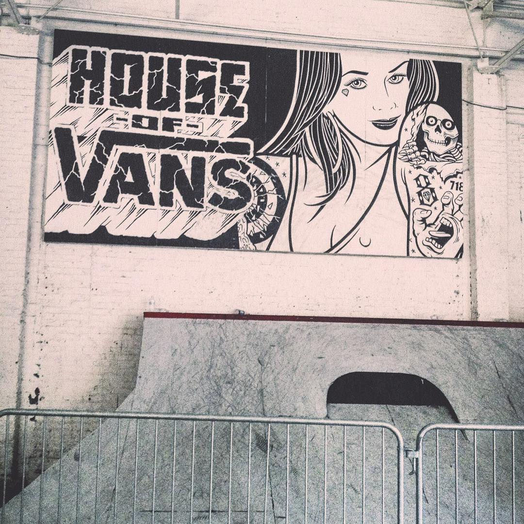 Participá del #ClassicBuenosAires: podés viajar a Nueva York y conocer la #HouseOfVans