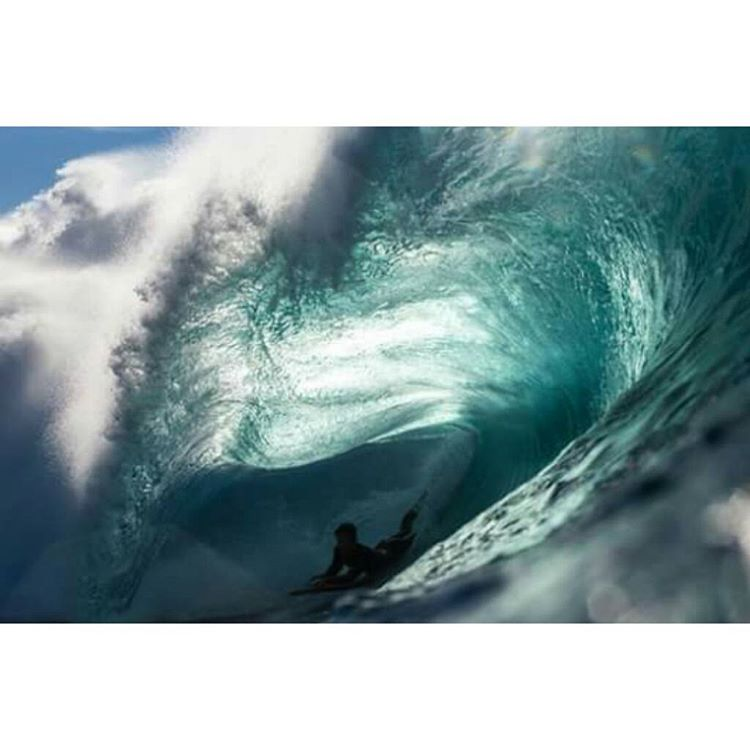 Empezar la semana así... buenas vibras y a surfear!