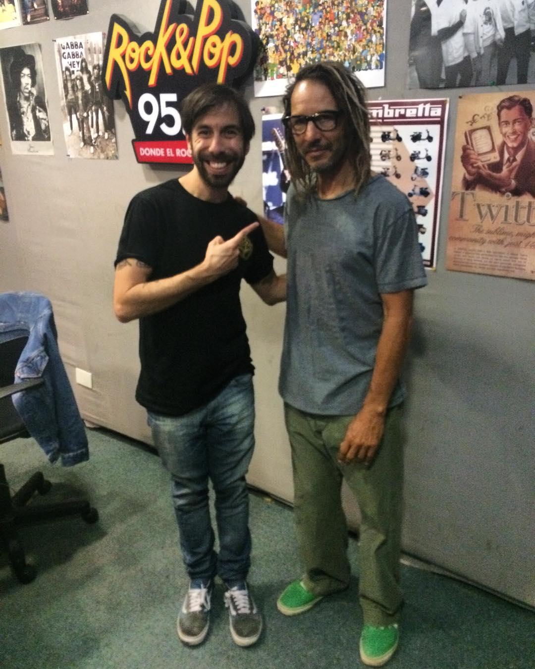 Tony Alva pasó por @gentesexyradio y habló de todo: surf, skate, música y mucho más ☝