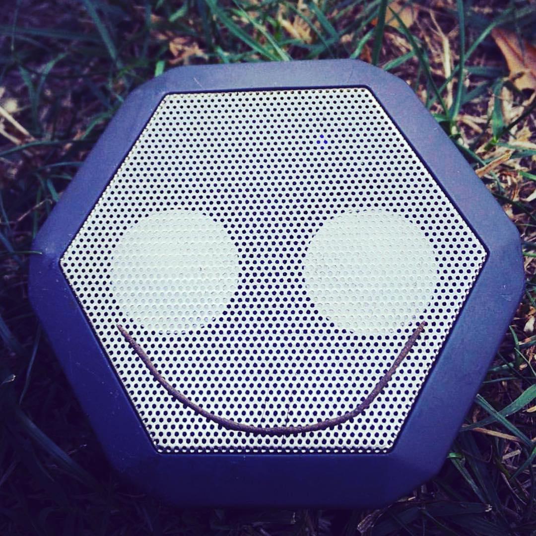 Make it a great day. By @c3cio #mondayfunday #boombotrex #soundofthebrave