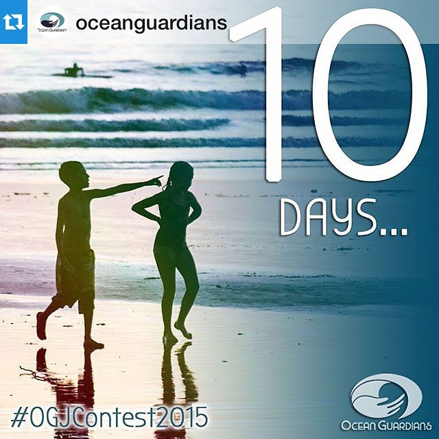 10 days until the #OGJContest2015 opens! Do you have your submission ready yet? Link to contest in bio!