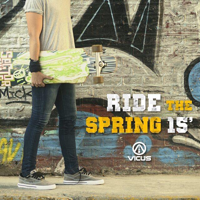 Llego la #primavera! Participa por productos en nuestra fanpage de Facebook
