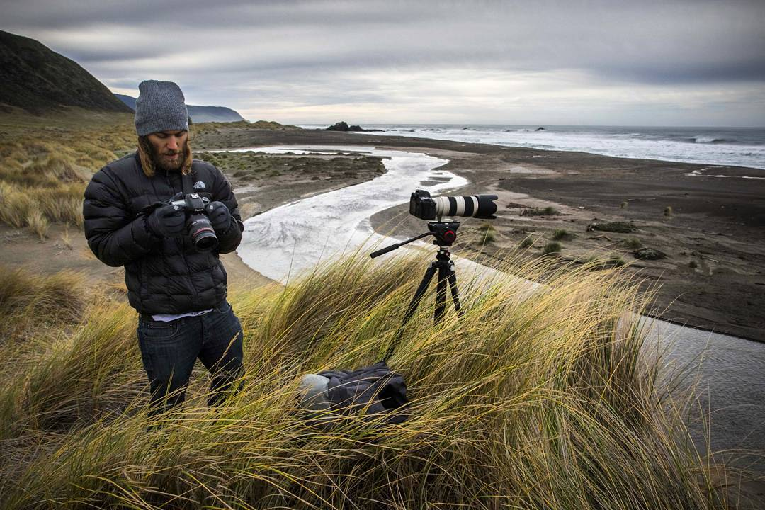 We are literally a behind the scenes product. Since we began, we have been powering photo shoots and video productions in some of the most remote locations on earth. So, we want to thank all of you who see the world through a lens. Without your...