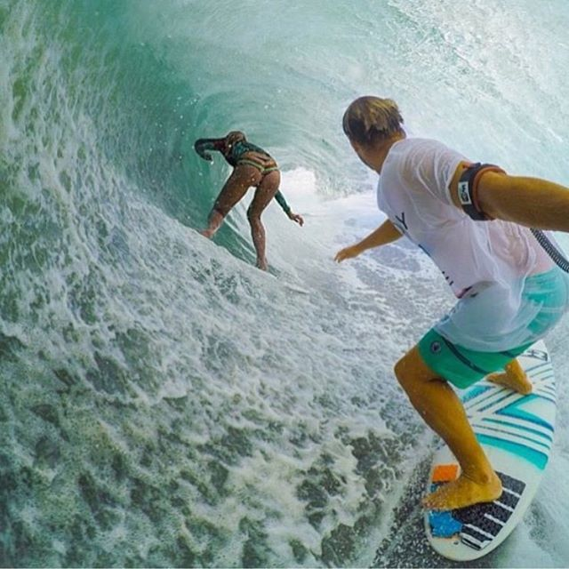 Labor Day weekend with @anthony_walsh_ in Mexico! #allthingswater #bodyglove www.bodyglove.com