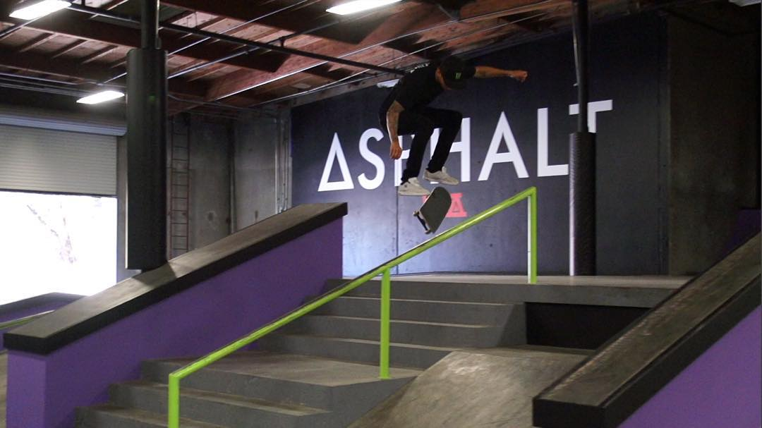 ICYMI: @Nyjah taught us how to kickflip backside lipslide in Ep. 4 of #XGamesTrickTips!  Click the link on our profile page to check it out.