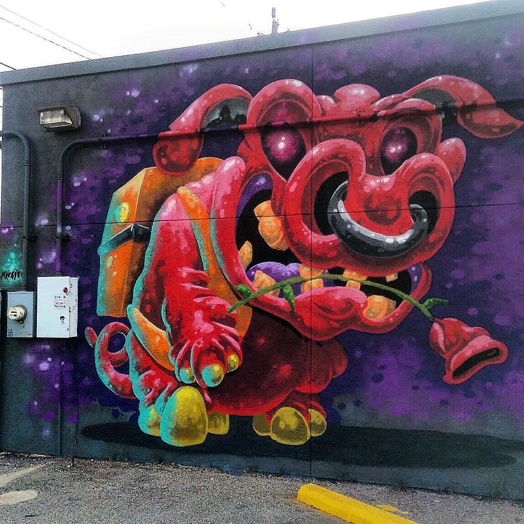 @tarboxx2 #bdc • • #htx #houstontx #texas #tx #art #mural #tarboxx #spratx