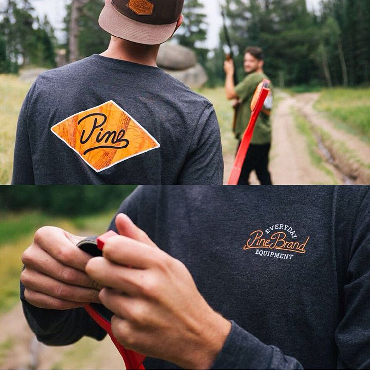 Blazin' long sleeves are re-stocked online! Hot camo fiya