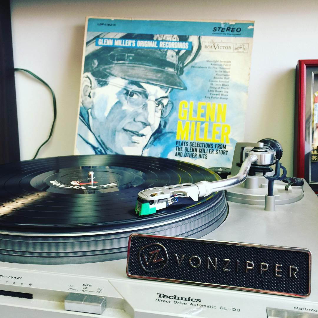 Today's #TurnTableTuesday is perfect for #autumn days and a glass of your favorite adult beverage on ice. Glenn Miller was an amazing American musician as well as a veteran of WWII. His plane went down over the English Channel on its way to France and...