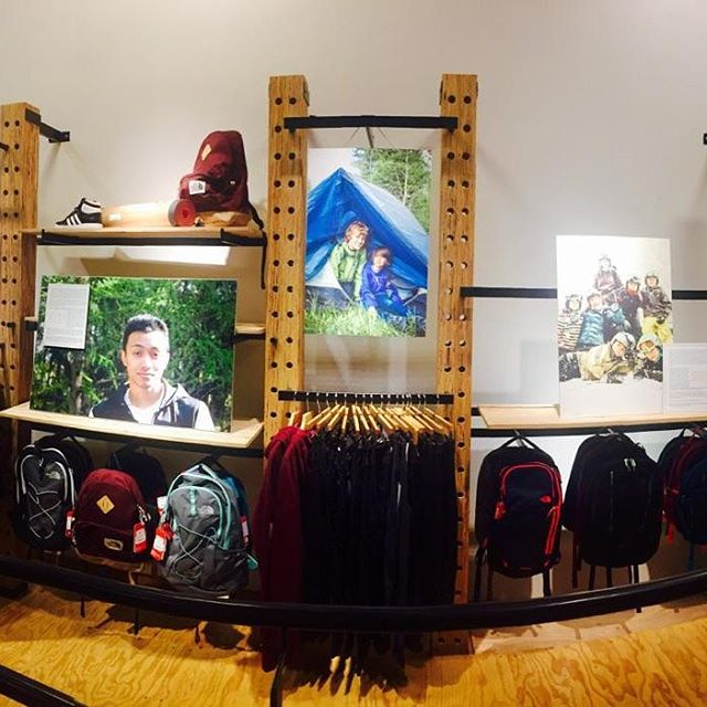 Thanks to everyone for joining us at the launch of the #facesofSOS gallery show! @evoseattle @ridesnowboards @k2snow